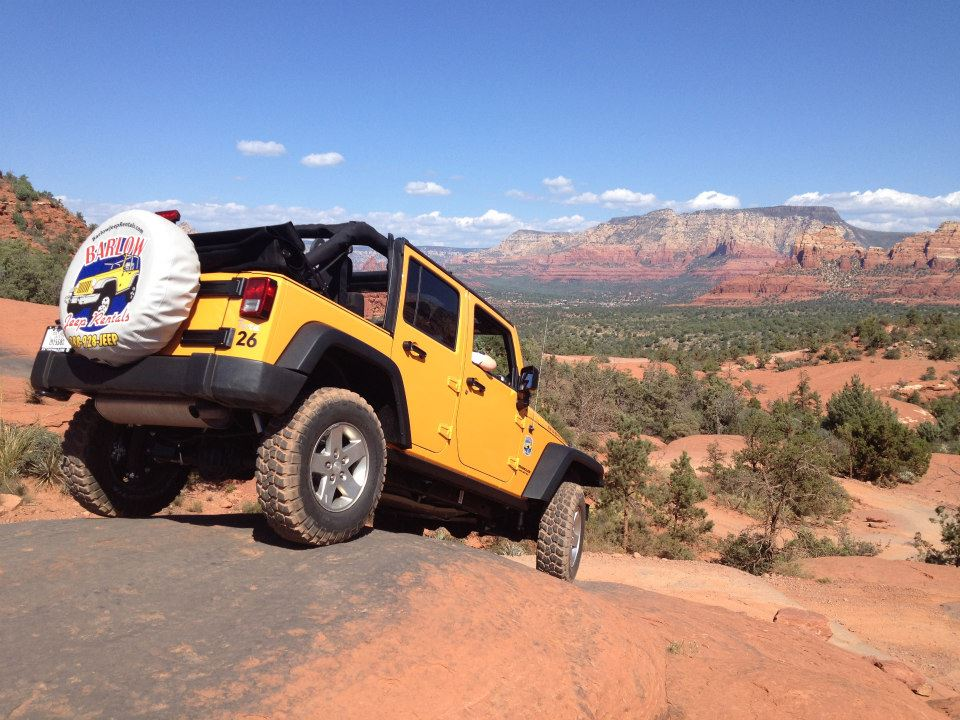 Barlow Adventures Jeep Rentals 4wd Training Guided Trips